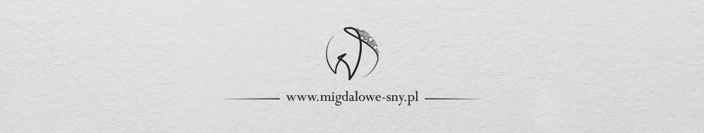 Weronika aka Migdałowe Sny - logo i wizytówki