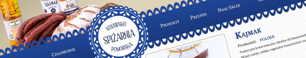 Spiżarnia Kujawsko-Pomorska - Strona firmowa